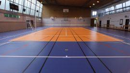 Spor Salonu Zemin Kaplamaları