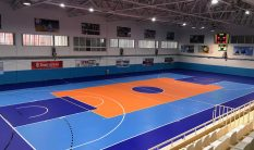 FIBA ONAYLI PARKE ZEMİN